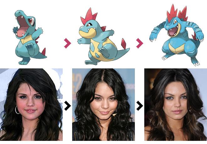 Another Pokémon Style Real World Evolution