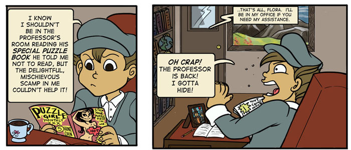 Professor Layton's Special Puzzles