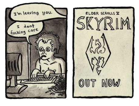 Skyrim Job