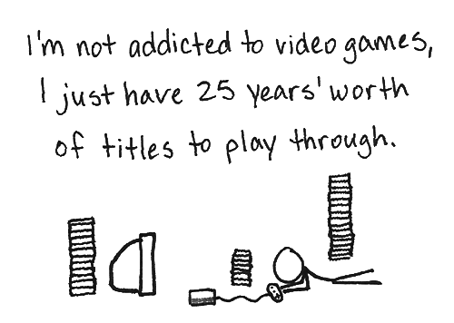 Can't Spell Gaming Addiction without A.D.D.