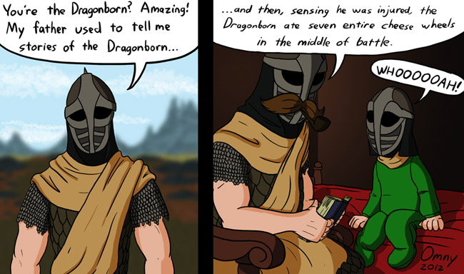 Tales of the Dragonborn