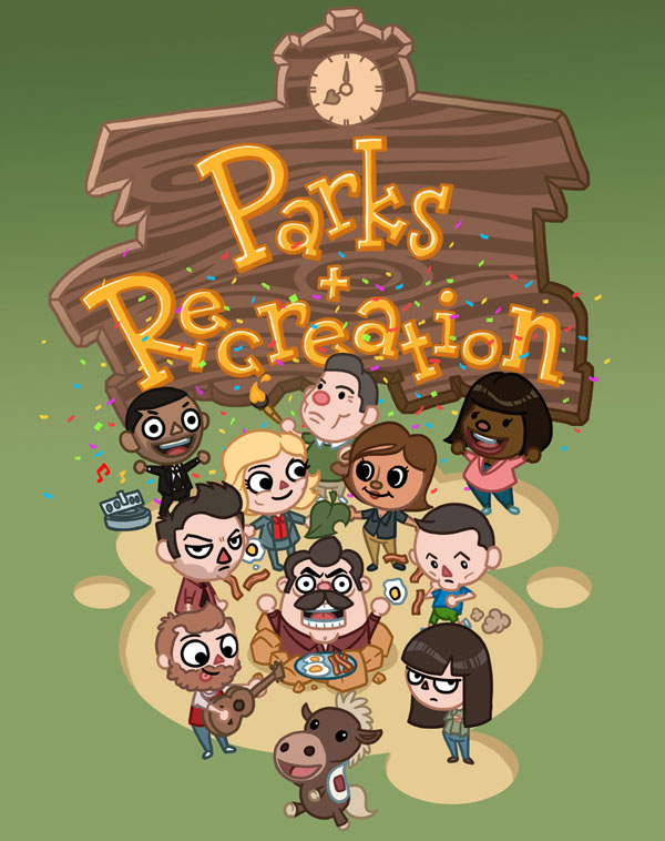 Parks and Recreation: City Folk