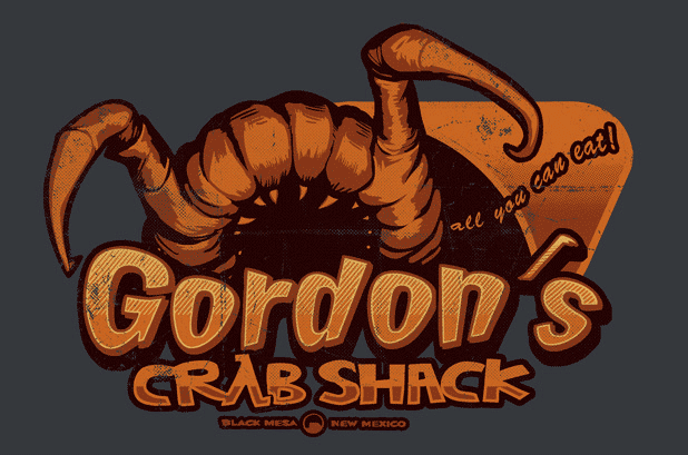 Gordon's Crab Shack - Half Life