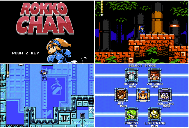 Rokko Chan Play Online Now