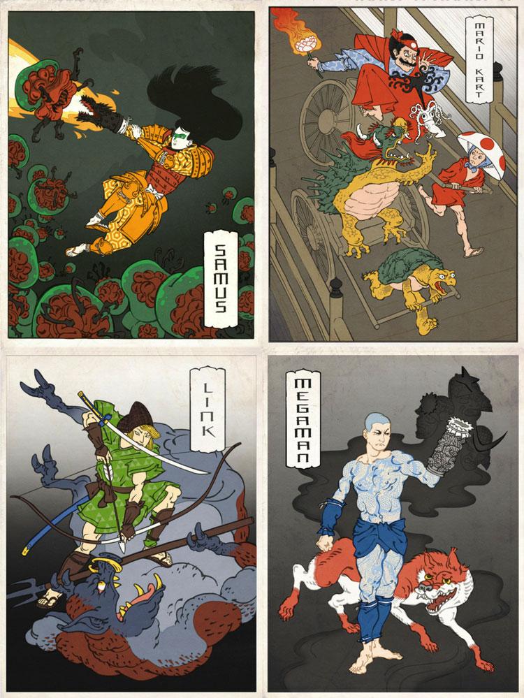 Ukiyo Heroes