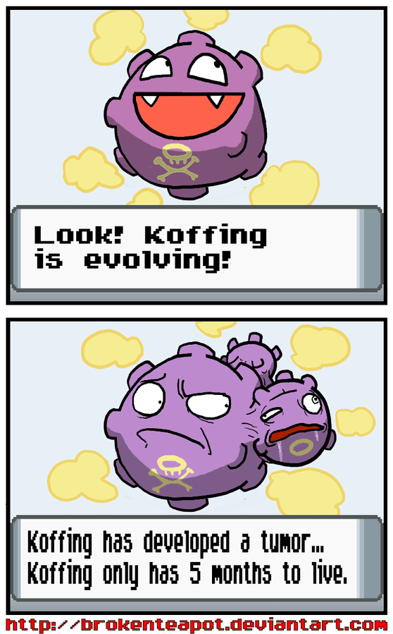 Koffing Break - Pokemon