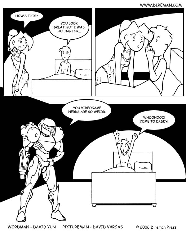Metroid Love