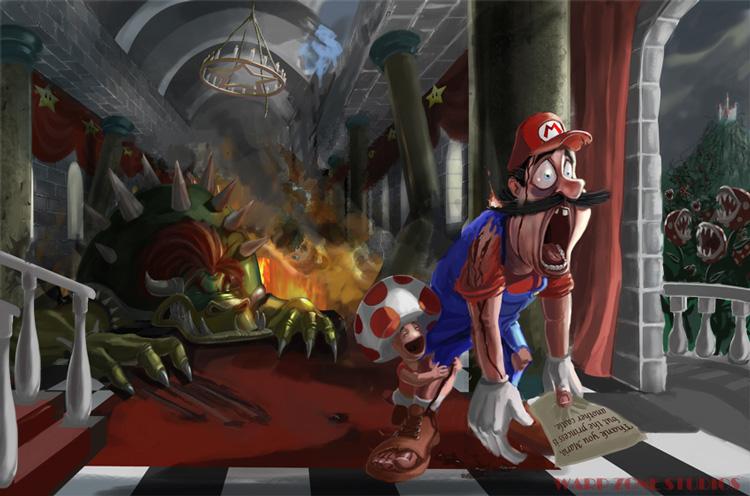 Thank You Mario...