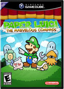 Paper Luigi: The Marvelous Compass
