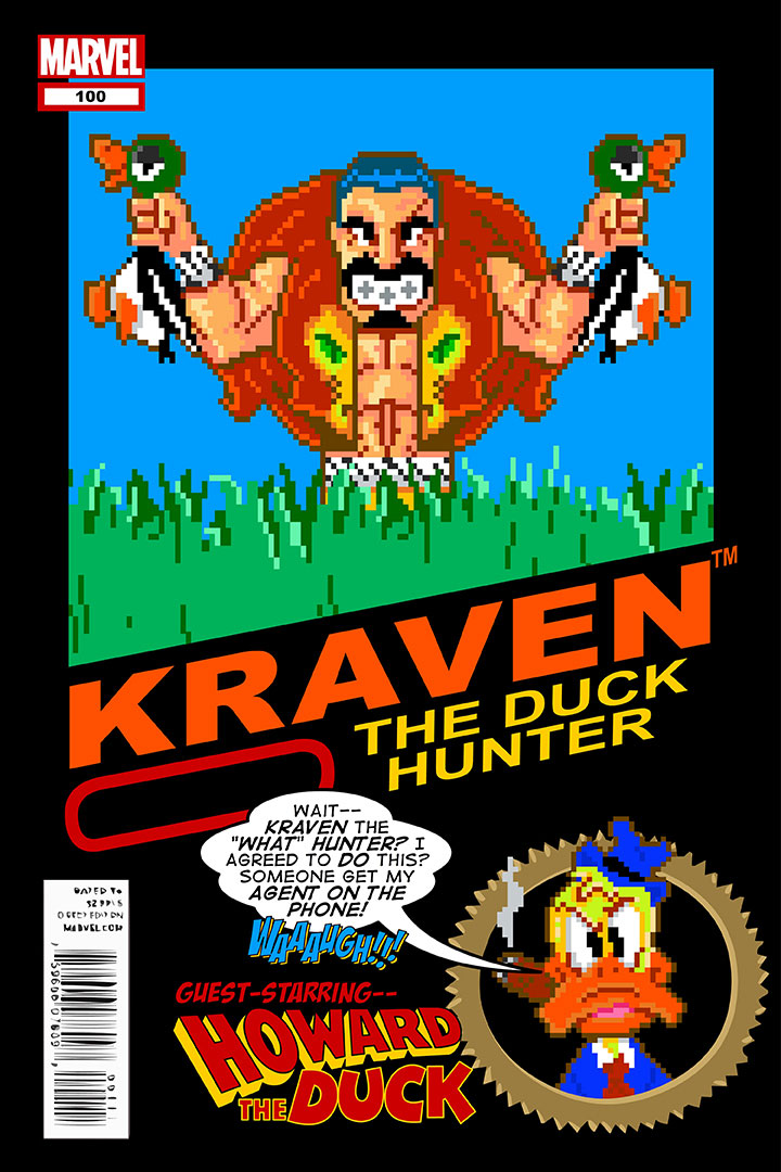 Kraven The Duck Hunter