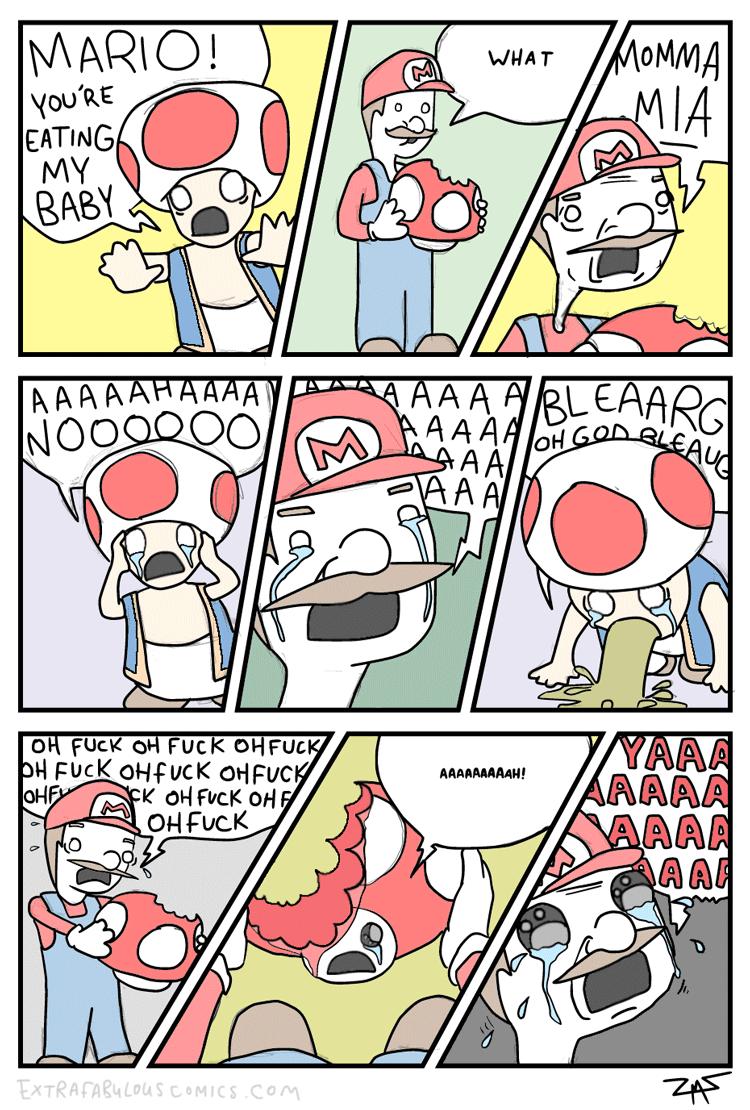 Mario Babies