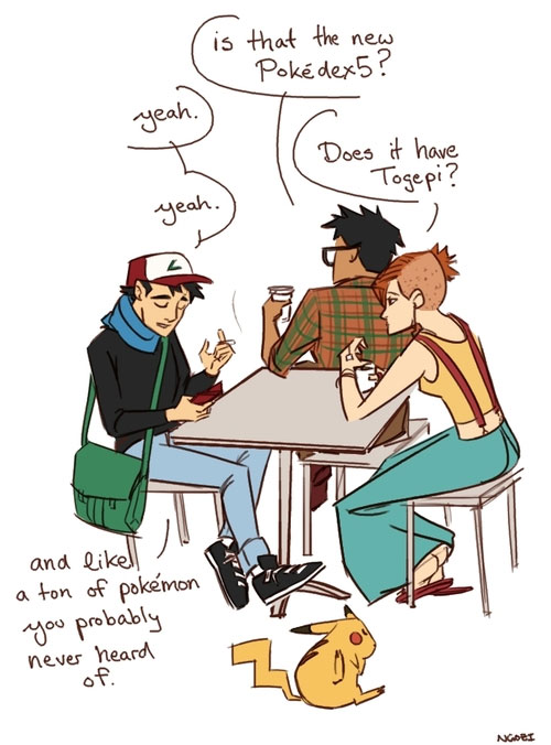 Hipster Ash
