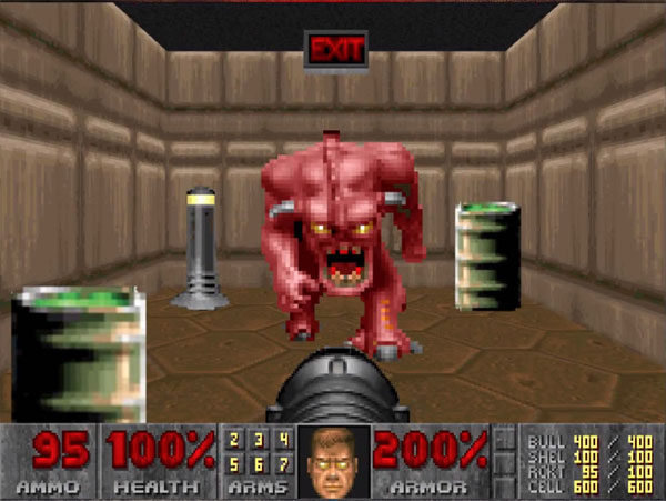 Doom Remastered