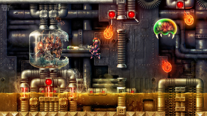 Super Metroid Remastered