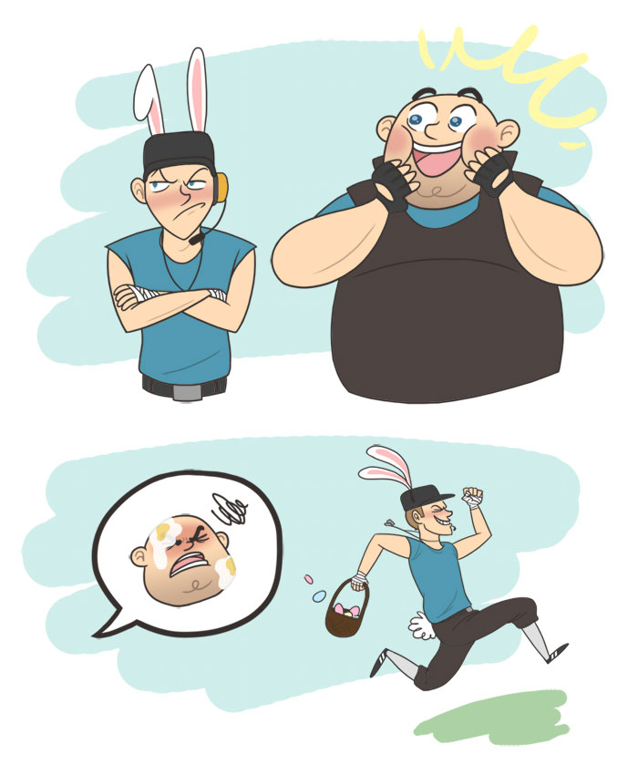 Team Fortress 2 Easter