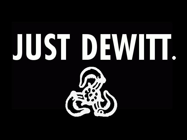 Just Dewitt.
