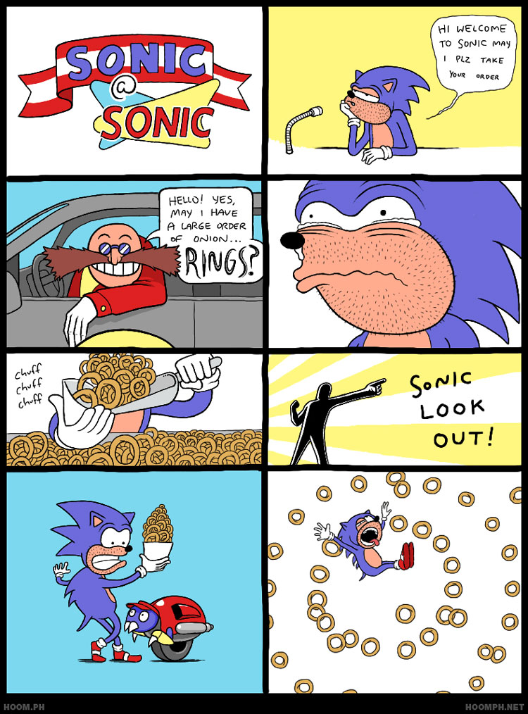 Sonic at Sonic