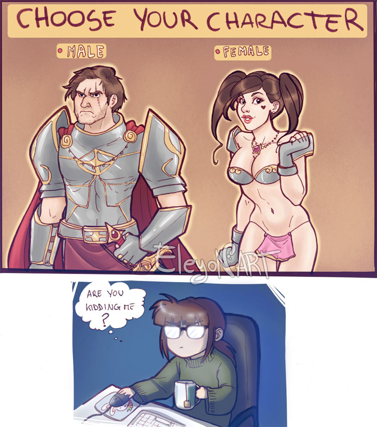 Girls and Video Games