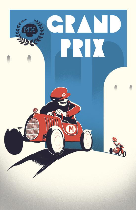 Mario Kart - Grand Prix