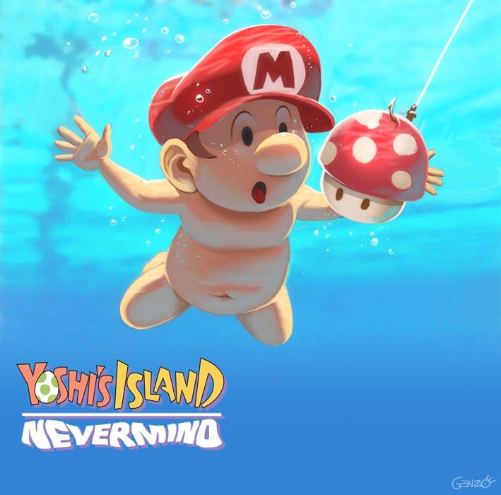 Yoshi's Island Nevermind