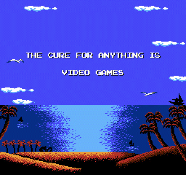 Video Games Cure