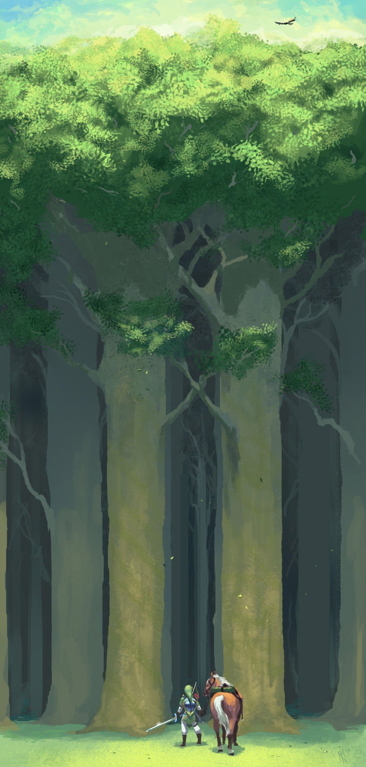 Return to Lost Woods