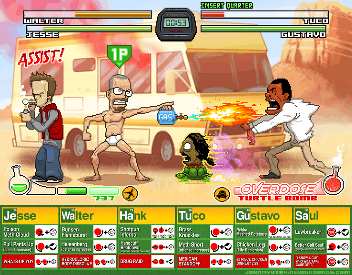 Super Breaking Bad 2 Turbo