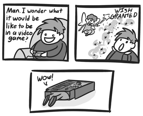 I Wish, I Wish