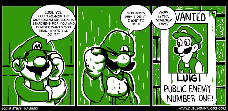O Brother, Where Art Thou? - Video Game Comic