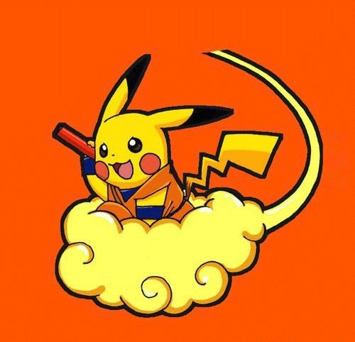 Gokachu or Pikarot