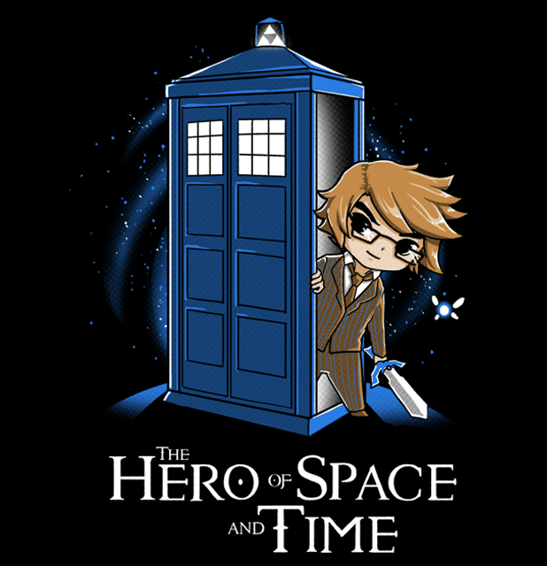 Hero of Space and Time