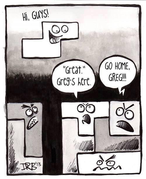 Nobody Likes Greg