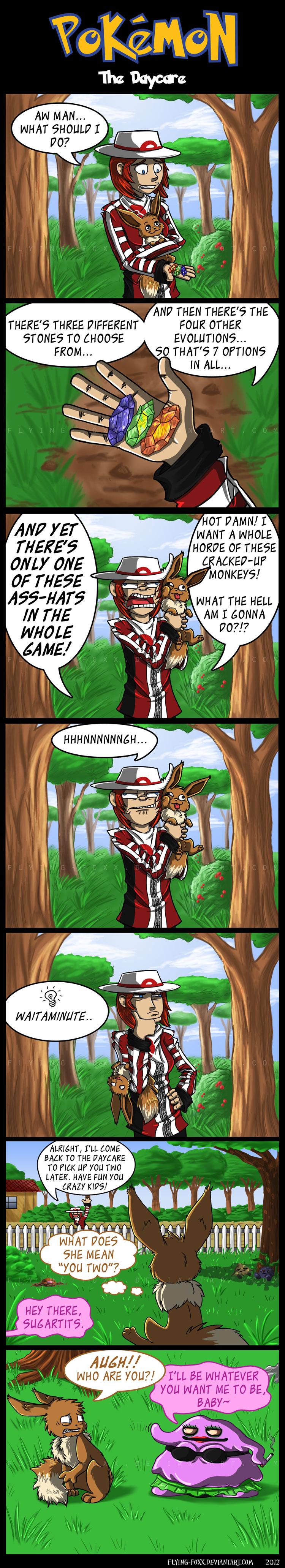 Pokémon: The Daycare
