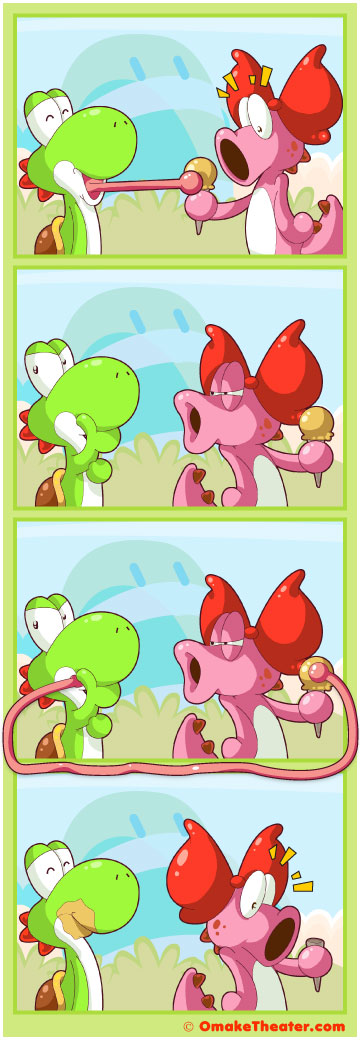 Get Your Own, Yoshi!