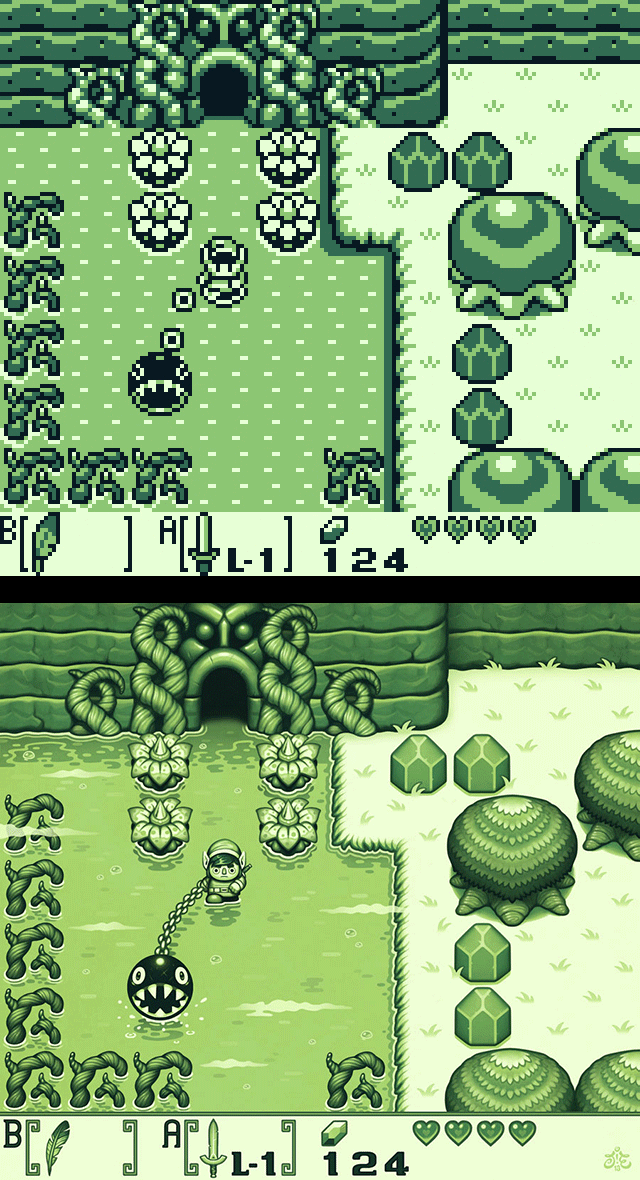 What if Link's Awakening was Made Today?
