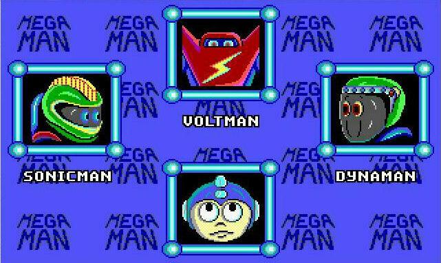 Mega Man PC/DOS