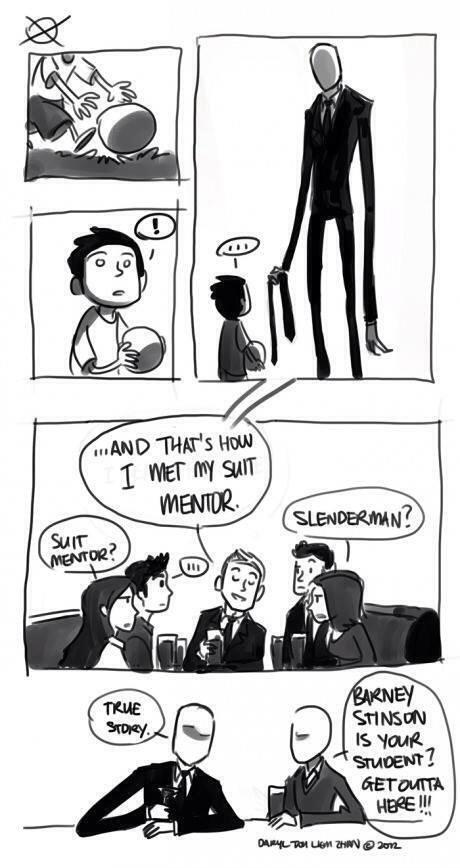 Have you met Slenderman?
