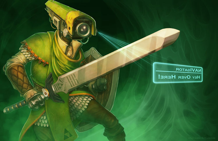 The Legend of Zelda: Link to the Future