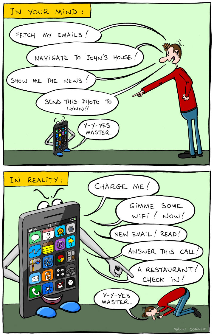Your Smartphone Relationship