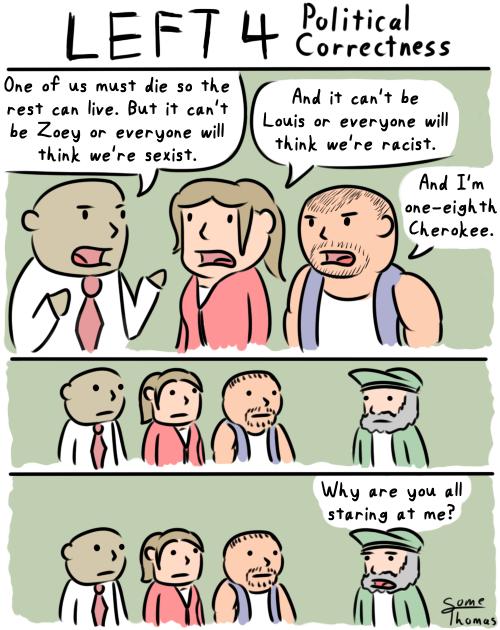 Left 4 Political Correctness