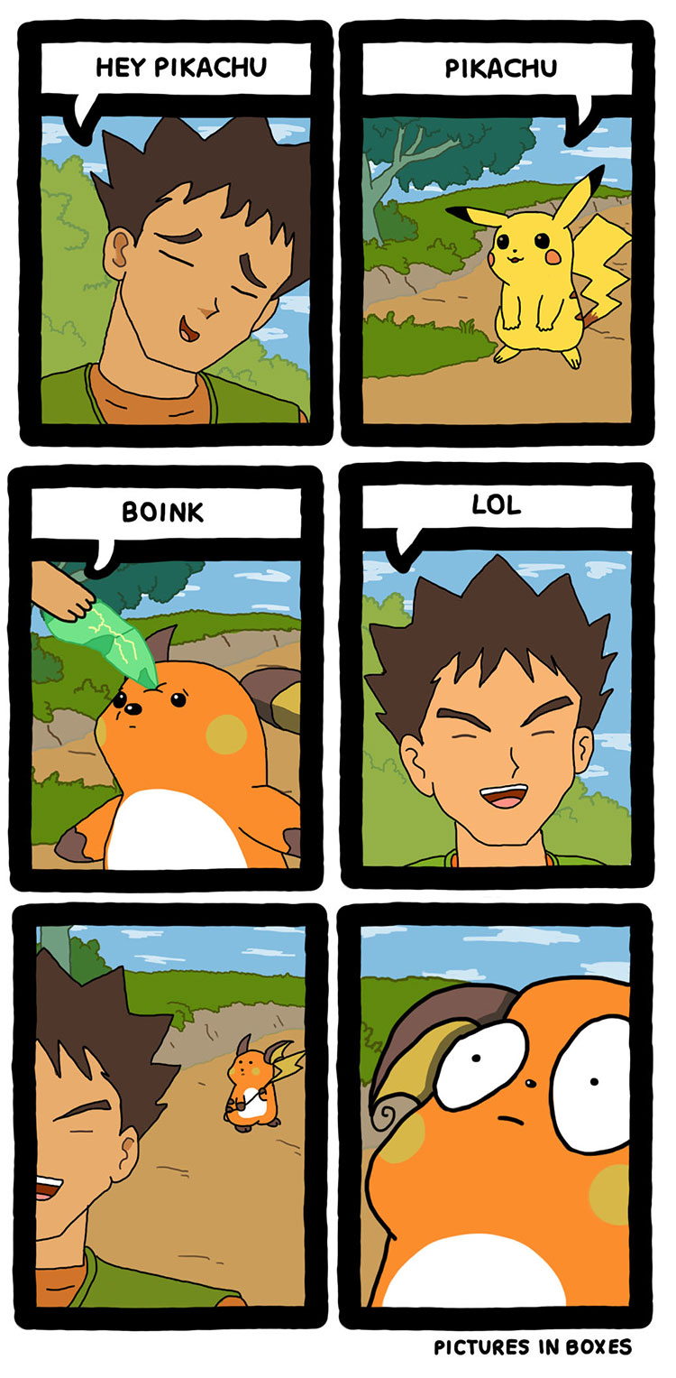What a Brock!!