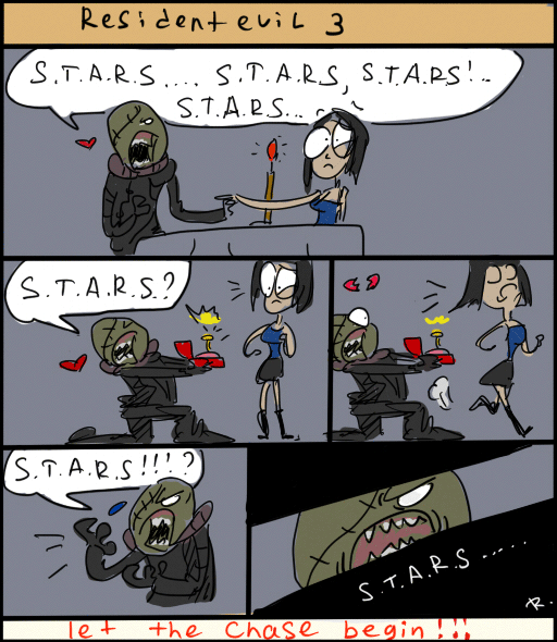 How Resident Evil 3 REALLY Started