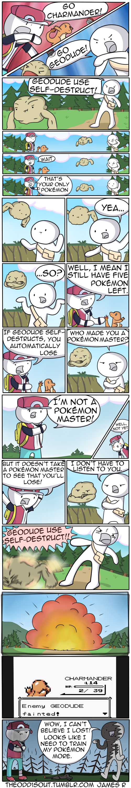 Boom Goes the Geodude