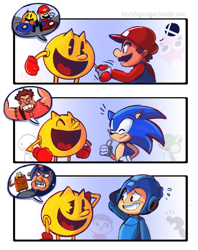 History with Pac-Man