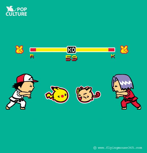 Round Three. Fight!