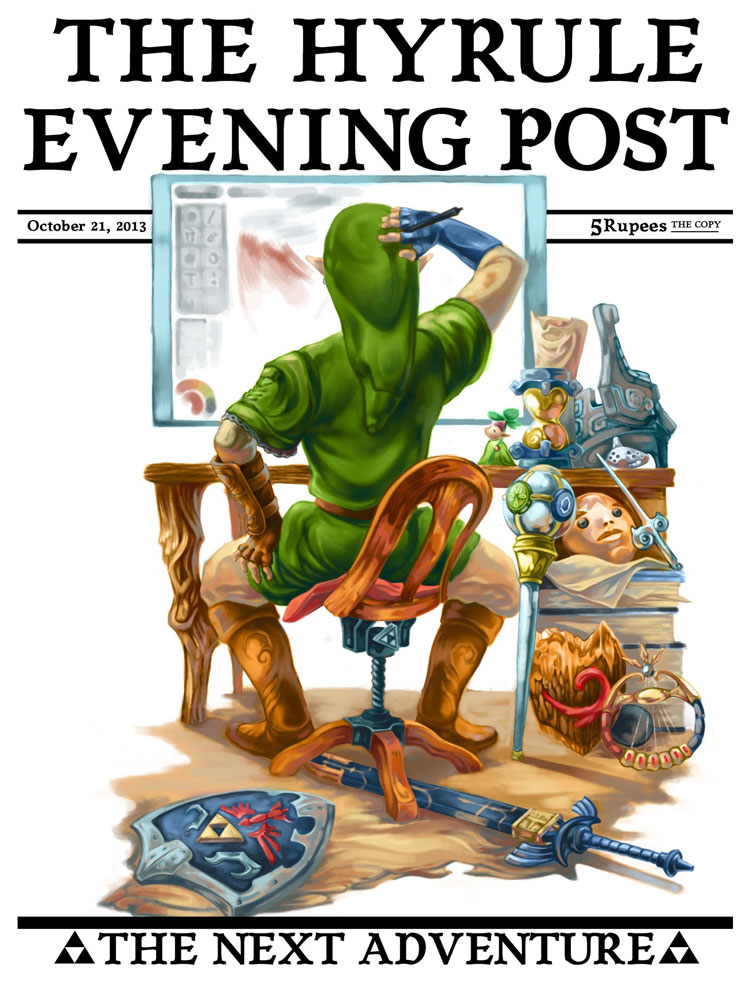 The Hyrule Evening Post