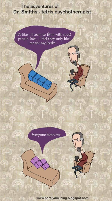 Tetris Psychotherapy