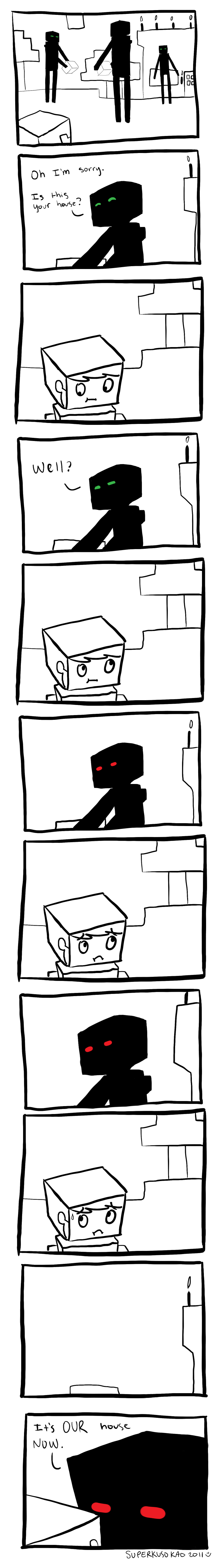 Endermen's Game
