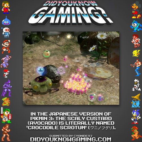 Pikmin's Tainted Secret