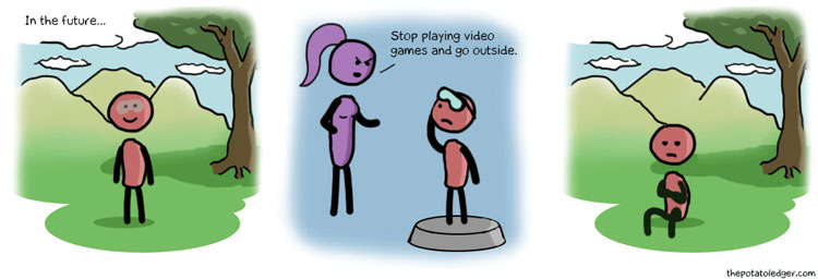 Video Games in the Future